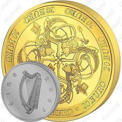 20 евро 2007, кельтская культура