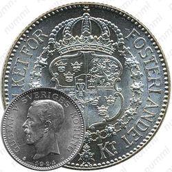 1 крона 1924