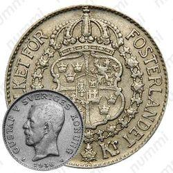 1 крона 1936