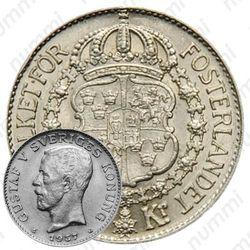 1 крона 1937
