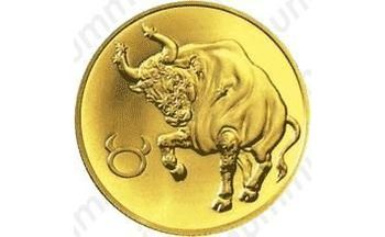 50 рублей 2004, Телец