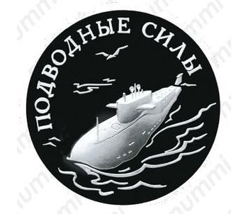 1 рубль 2006, ракетоносец