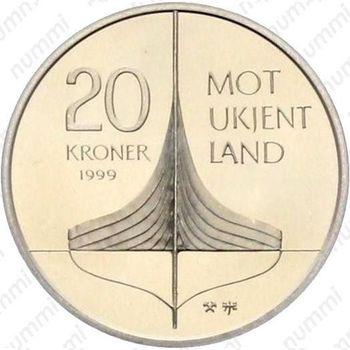 20 крон 1999, Винланд