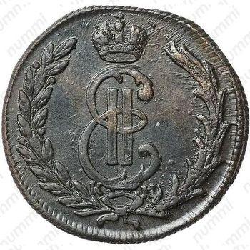1 копейка 1774, КМ - Аверс