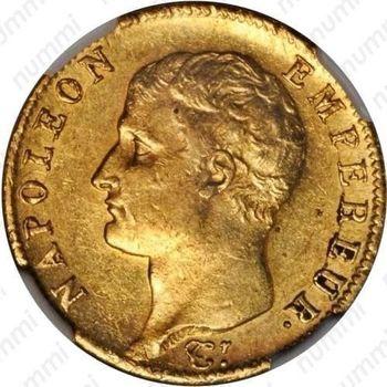 20 франков 1806