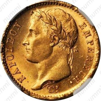 20 франков 1808