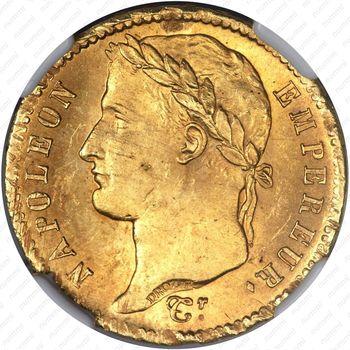 20 франков 1811