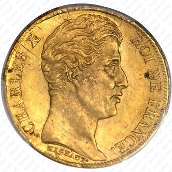 20 франков 1828