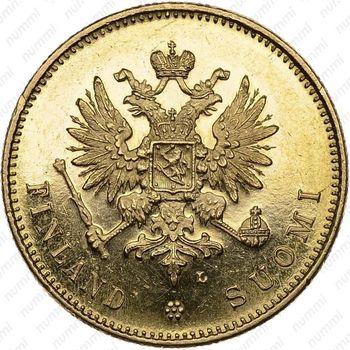 20 марок 1903, L - Аверс