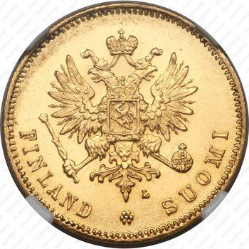 20 марок 1912, L - Аверс