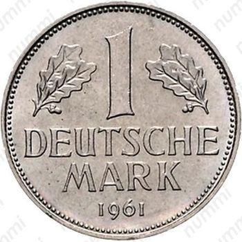 1 марка 1961