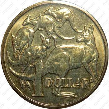 1 доллар 2000