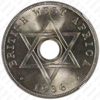 1 пенни 1936