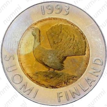 10 марок 1993, M