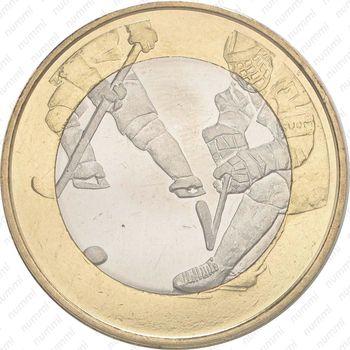 5 евро 2016, хоккей - Реверс