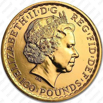 100 фунтов 2014, Британия