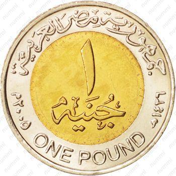 1 фунт 2005