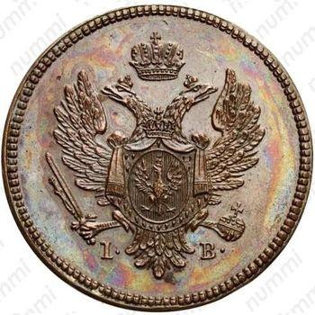 3 гроша 1815, IB