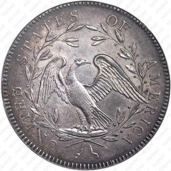 1 доллар 1794, Распущенные волосы