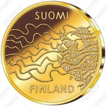 100 евро 2008, Финляндская война