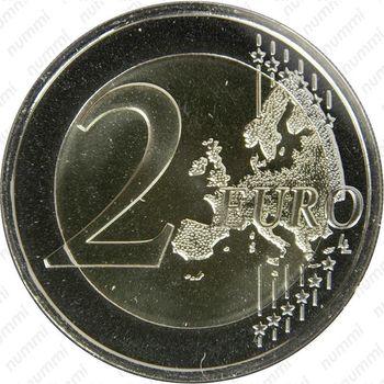 2 евро 2009, регулярный чекан Португалии - Реверс