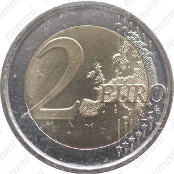 2 евро 2010, Кордов - Реверс
