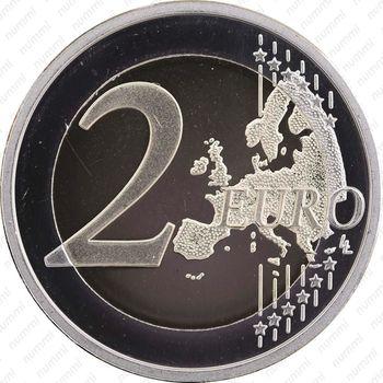 2 евро 2012, Хелена Шерфбек - Реверс