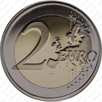 2 евро 2012, совет большинства - Реверс