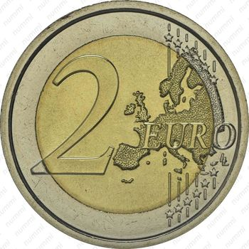 2 евро 2013, Джованни Боккаччо - Реверс