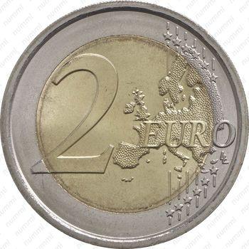 2 евро 2013, Джузеппе Верди - Реверс