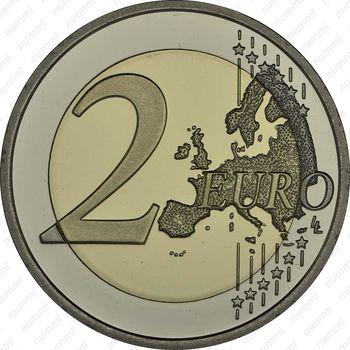 2 евро 2013, Ф. Э. Силланпяя - Реверс