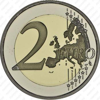 2 евро 2014, Барбара Цилли - Реверс
