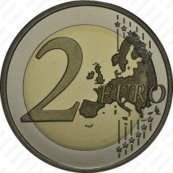 2 евро 2014, Илмари Тапиоваара - Реверс