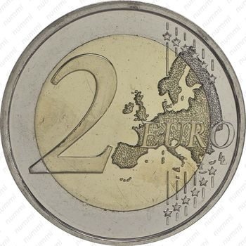2 евро 2015, Аксели Галлен-Каллела - Реверс