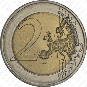 2 евро 2015, Португальский Тимор - Реверс