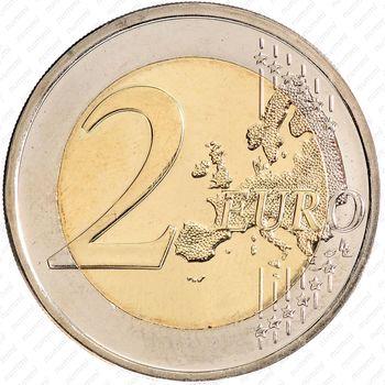 2 евро 2016, Эйно Лейно - Реверс