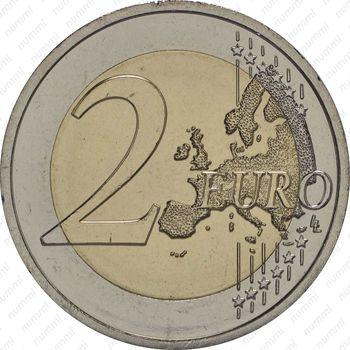 2 евро 2016, председательство Словакии в ЕС - Реверс