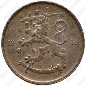 5 пенни 1918