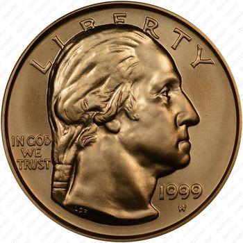 5 долларов 1999, Джордж Вашингтон