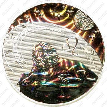 500 франков 2010, лев