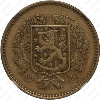 10 марок 1929, S