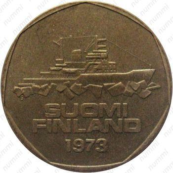 5 марок 1973, S