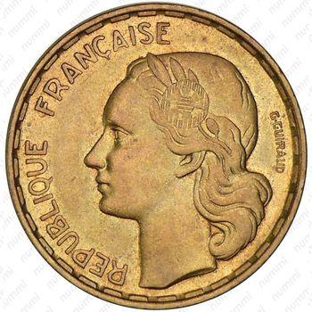 50 франков 1953