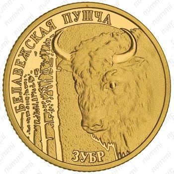 50 рублей 2006, зубр