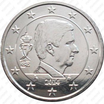 50 евро центов 2014 - Аверс