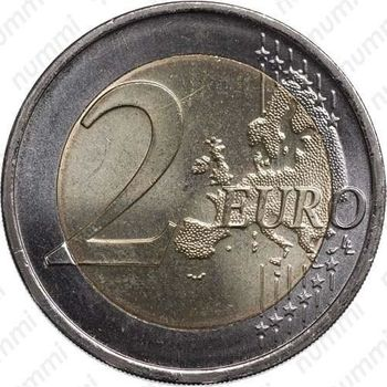 2 евро 2011, Фернан Мендеш Пинто - Реверс