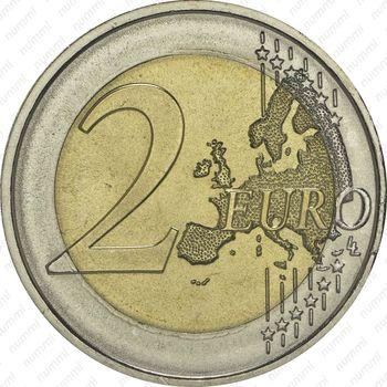2 евро 2014, фермерские хозяйства - Реверс