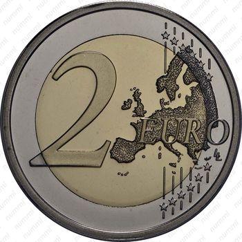 2 евро 2014, Туве Янссон - Реверс