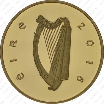50 евро 2016, Пасхальное восстание