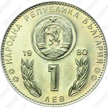 1 лев 1980, ЧМ по футболу, Испания 1982